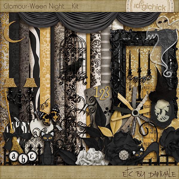Glamour-Ween Kit