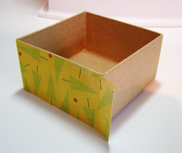 gift box bottom