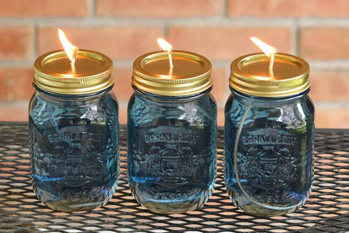 28 Creative Summer Mason Jar Crafts The Hybrid Chick