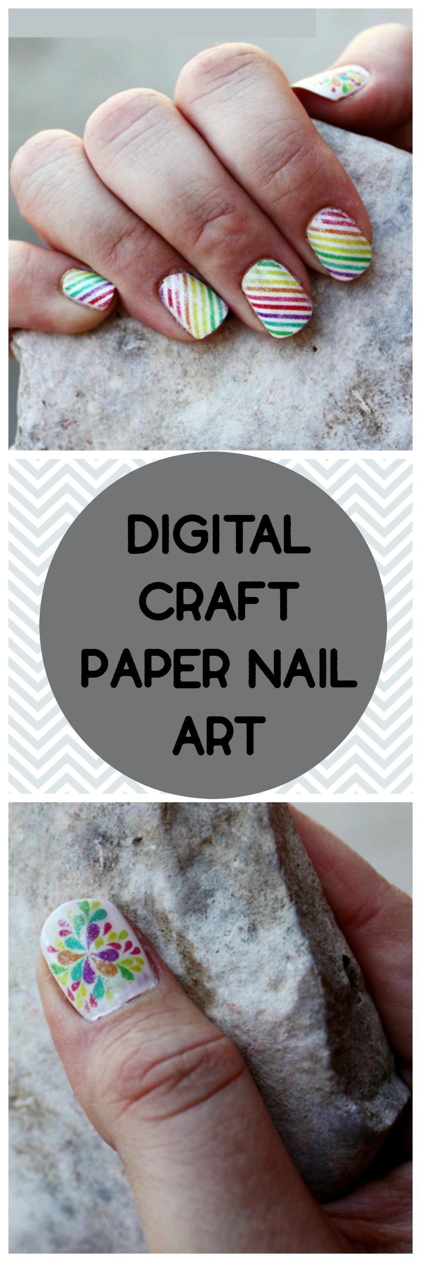 The Digi Nails A Hybrid Manicure The Hybrid Chick